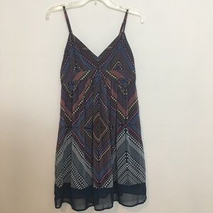 AMERICAN EAGLE OUTFITTERS multicolor sundress 6